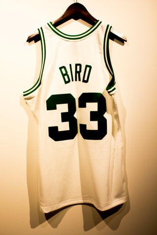 Mitchell & Ness Larry Bird 1985-86