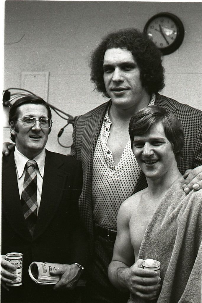 Bobby, Alan & The Giant
