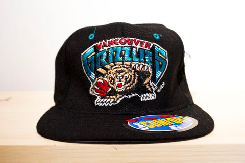 Starter Vancouver Grizzlies Western Conference Hat