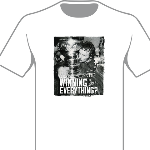 Who Said Winning Isn't Everything? T-shirt