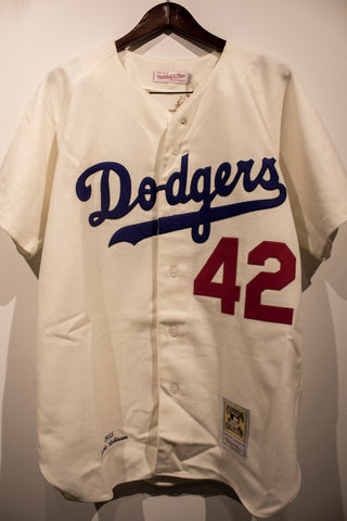 Mitchell & Ness Authentic Jackie Robinson 1955