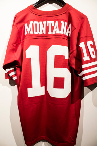 Mitchell & Ness Joe Montana 1990