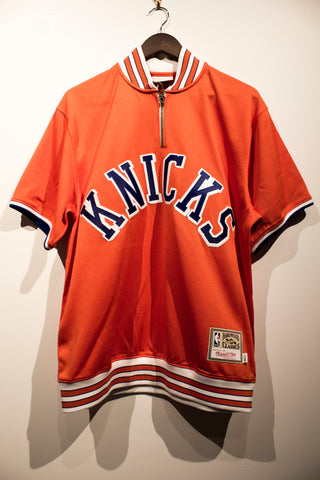Mitchell & Ness Knicks Shoot Around
