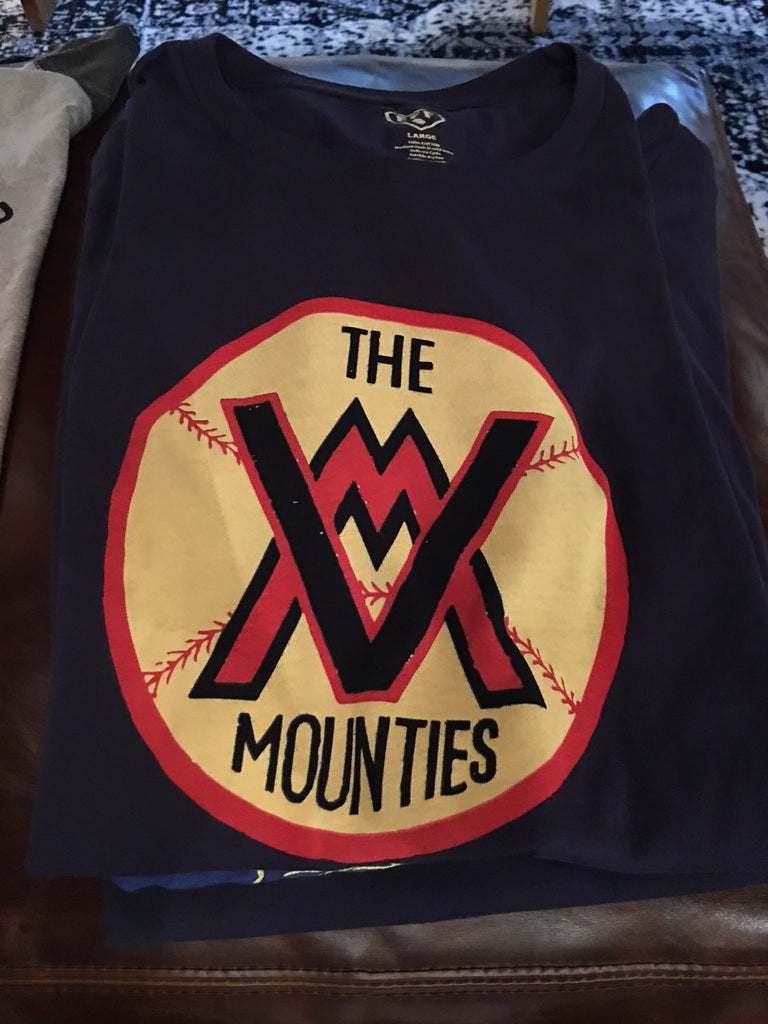 Vancouver Mounties T-shirt