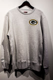 Mitchell & Ness Green Bay Packers Crewneck