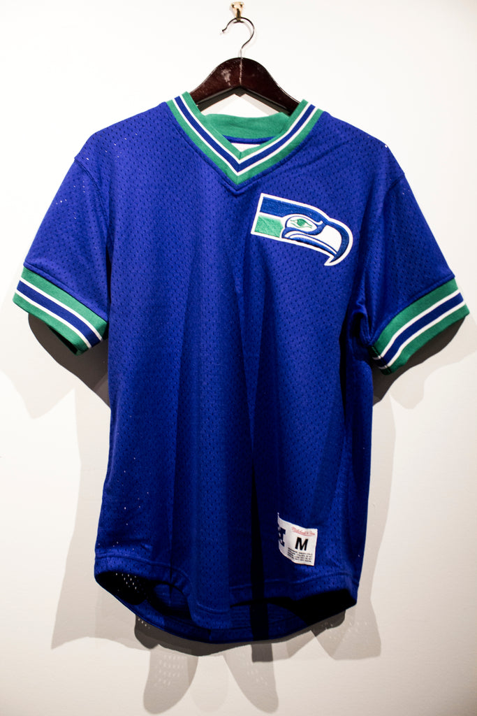 Mitchell & Ness Seattle Seahawks Mesh
