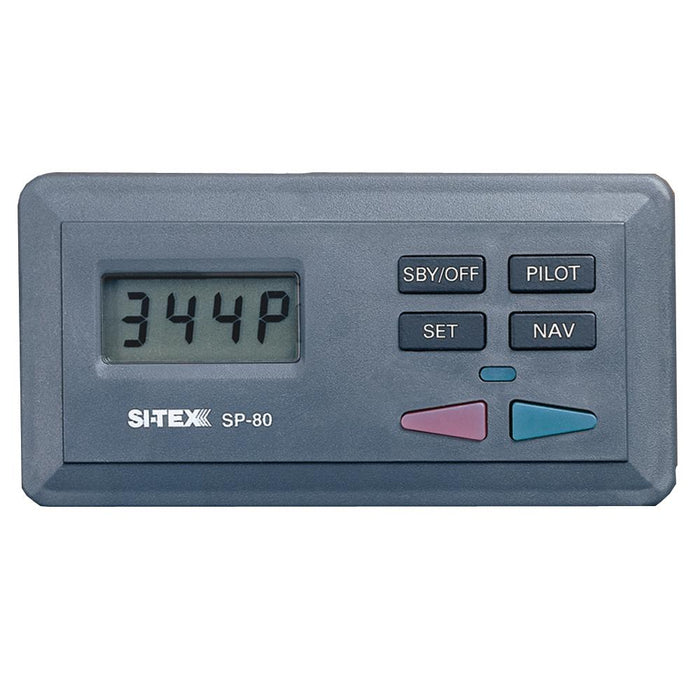 SI-TEX SP-80-1 Autopilot w-Rotary Feedback - No Drive Unit