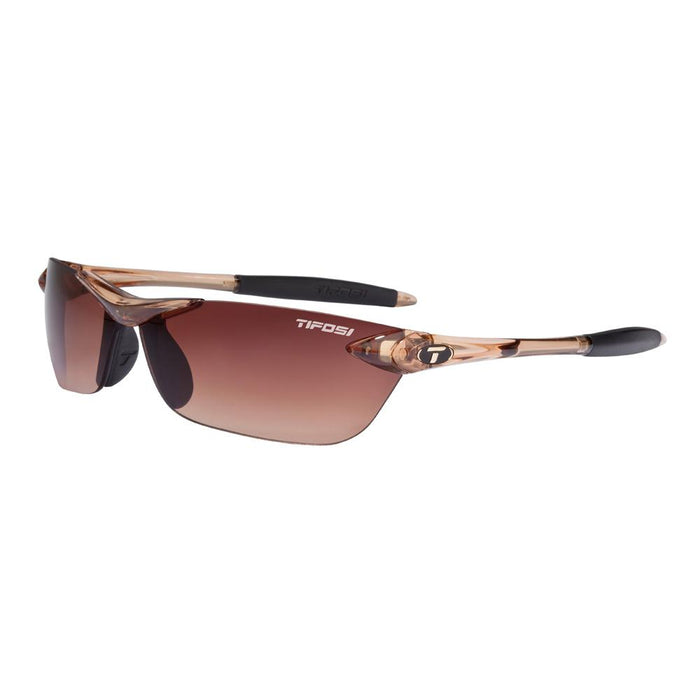 Tifosi Seek Single Lens Sunglasses - Crystal Brown