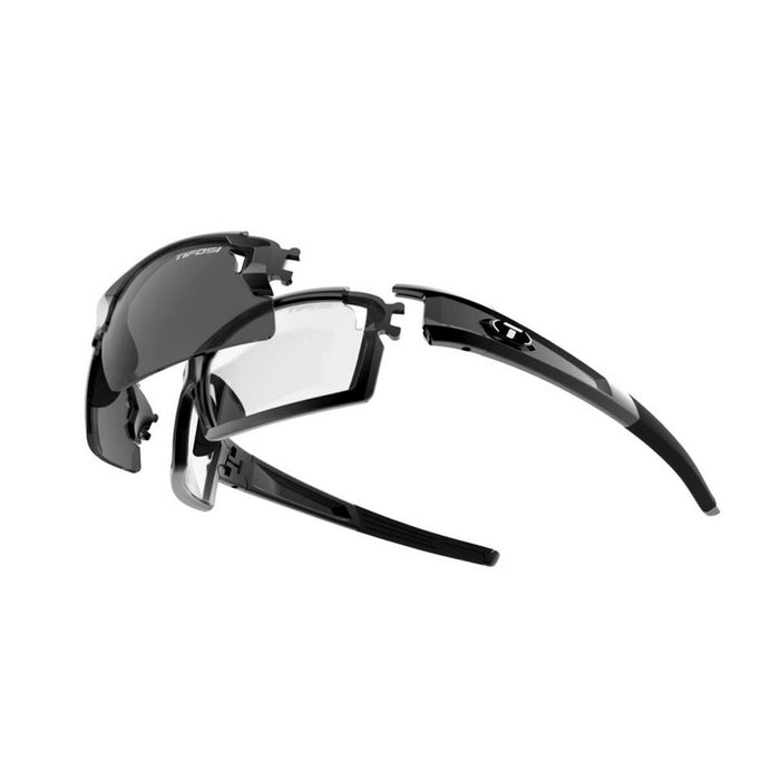 Tifosi Escalate F.H. Polarized Sunglasses - Gloss Black