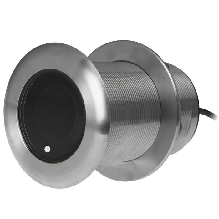 Navico XSONIC SS75M Stainless Steel Thru-Hull Medium CHIRP Transducer - 12° Element - 9-Pin
