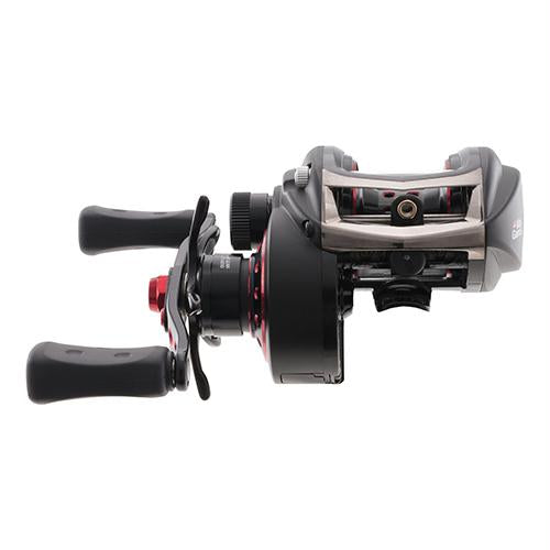 "REVO SX Low Profile Baitcast Reel - 7.1:1 Gear Ratio, 10 Bearings, 29"" Retrieve Rate, 20 lb Max Drag, Right Hand"
