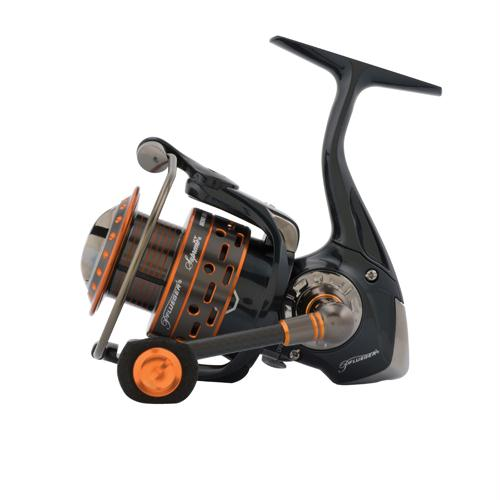"Supreme XT Spinning Reel - 25 Reel Size, 5.2:1 Gear Ratio, 22.80"" Retrieve Rate, 8 lbs Max Drag"