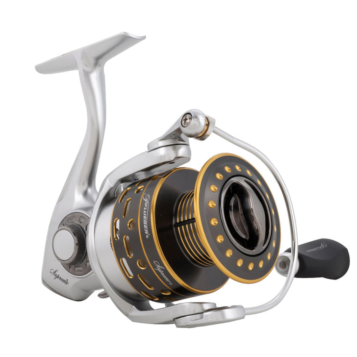 "Supreme Spinning Reel - 40 Reel Size, 6.2:1 Gear Ratio, 38.60"" Retrieve Rate, 14 lbs Max Drag"