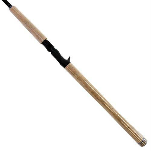 Saltwater Casting Rod, 7' 1 Piece, Medium-Heavy Power