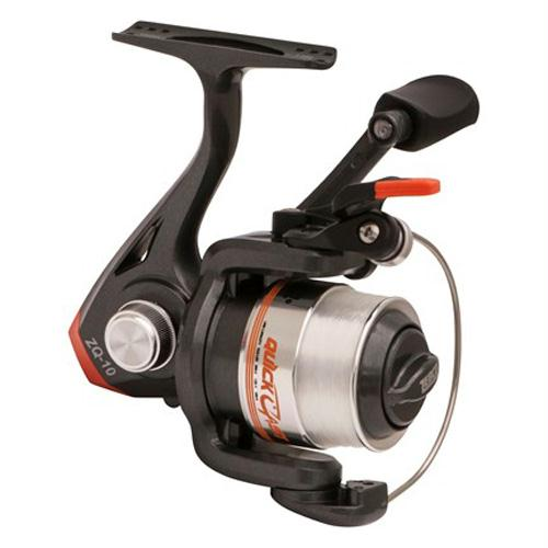 Quickcast Spinning Reel - 10sz, Clam Package