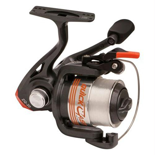 Quickcast Spinning Reel - 20sz, Clam Package