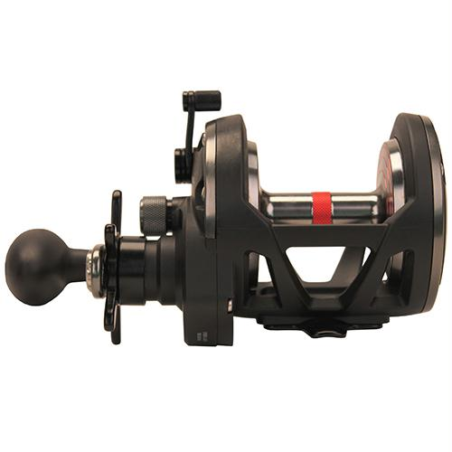 "Warfare Star Drag Conventional Reel - 30, 5.1:1 Gear Ratio, 34"" Retrieve Rate, 15 Max Drag, Ambidextrous, Boxed"