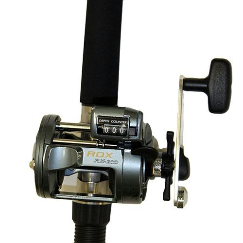 Rox Combo, 20DX, 9' Length, 2 Piece Rod, Medium-Heavy Action