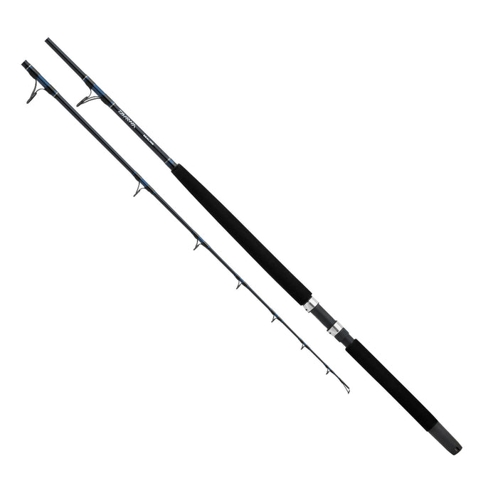 "Sealine Boat Rod - 6'6"" Length, 1 Piece Rod, 50-100 lb Line Rating, Extra Heavy Power"