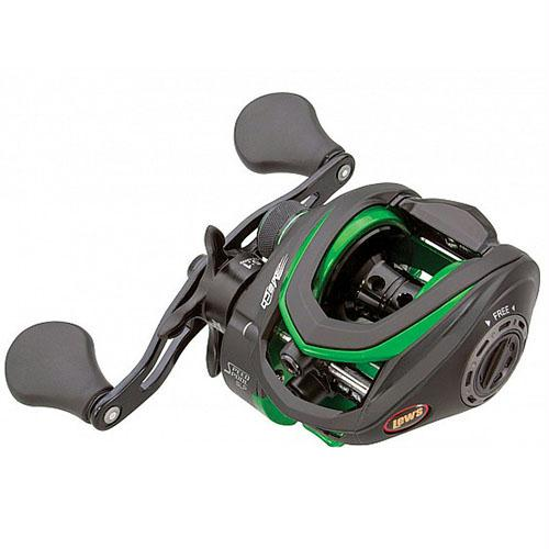 Mach Speed Spool MCS Casting Reel - 7.5:1 Gear Ratio, 11 Bearings, 10 lb Max Drag, Left Hand
