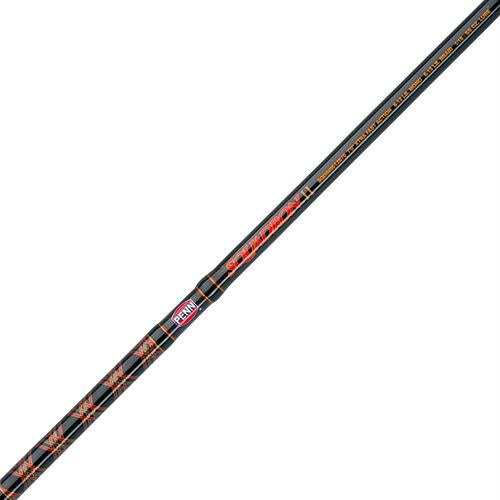 Sqardron II Inshore Spinning Rod - 7' Length, 1pc Rod, 8-15 lb Line Rate, 1-8-3-4 oz Lure Rate, Medium-Light Power