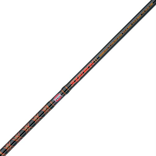 Sqardron II Inshore Spinning Rod - 7' Length, 1 Piece Rod, 10-17 lb Line Rate, 1-4-1 oz Lure Rate, Medium Power