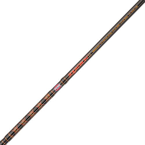 Sqardron II Inshore Spinning Rod - 7' Length, 1pc Rod, 12-20 lb Line Rate, 1-2-1.5 oz Lure Rate, Medium-Heavy Power