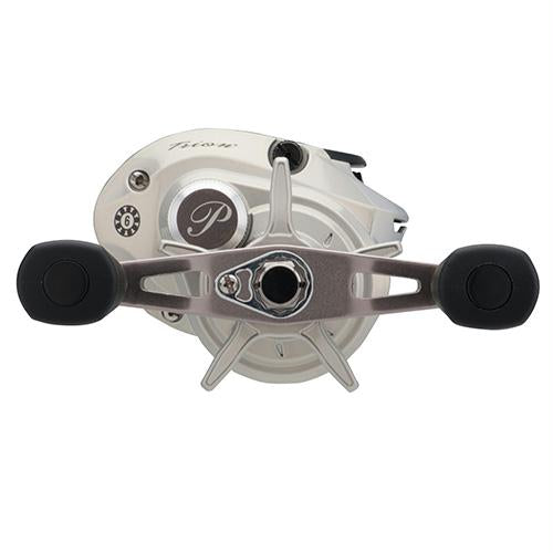 "Trion Low Profile Baitcast Reel - 7.3:1 Gear Ratio, 6 Bearings, 31"" Retrieve Rate, Right Hand, Clam Package"