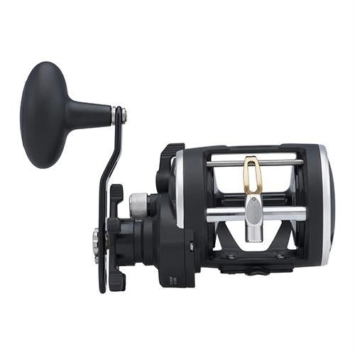 "Rival Level Wind Conventional Reel - 20, 5.1:1 Gear Ratio, 2 Bearings, 29"" Retrieve Rate, Right Hand, Boxed"