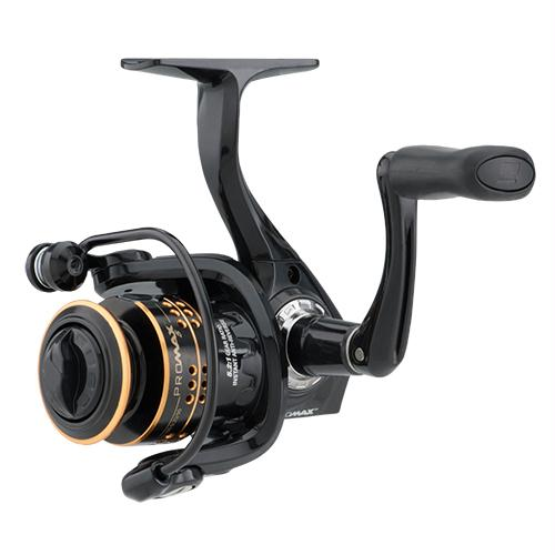"Pro Max Spinning Reel - 20, 5.2:1 Gear Ratio, 7 Bearings, 27"" Retrieve Rate, Ambidextrous, Boxed"