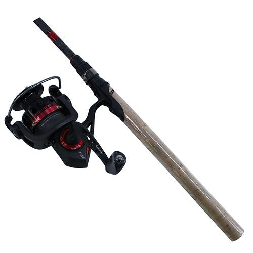 Throttle Spinning Combo - Size 40, 5.3:1 Gear Ratio, 11 Bearings, 7' 1pc Rod, Medium-Heavy Power