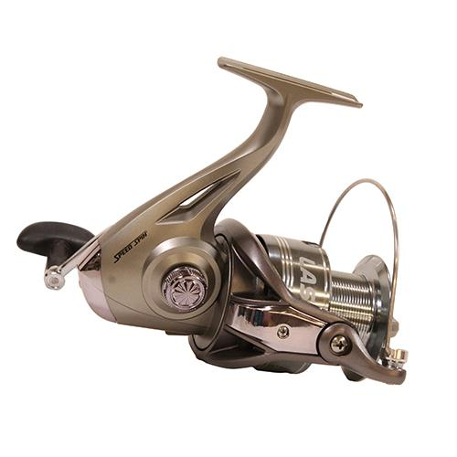 "XL Speed Spin Spinning Reel - 70 Reel Size, 4.4:1 Gear Ratio, 37"" Retrieve Rate, Ambidextrous, Boxed"