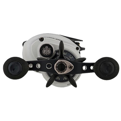 "Revo STX Low Profile Baitcasting Reel - 7.3:1 Gear Ratio, 30"" Retrieve Rate, 24 lb Max Drag, 11 Bearings, Right Hand"