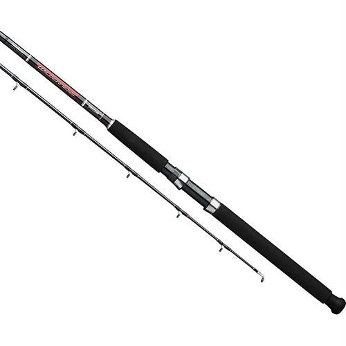 Wilderness Downrigger Trolling Freshwater Rod - 7' Length, 1 Piece, 12-25 lb Line Rate, Medium-Heavy Power