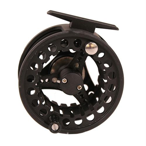 "Sierra Fly Reel - 9.10"" Retrieve Rate, 2+1 Bearings, 7-8 Line Weight, Ambidextrous"