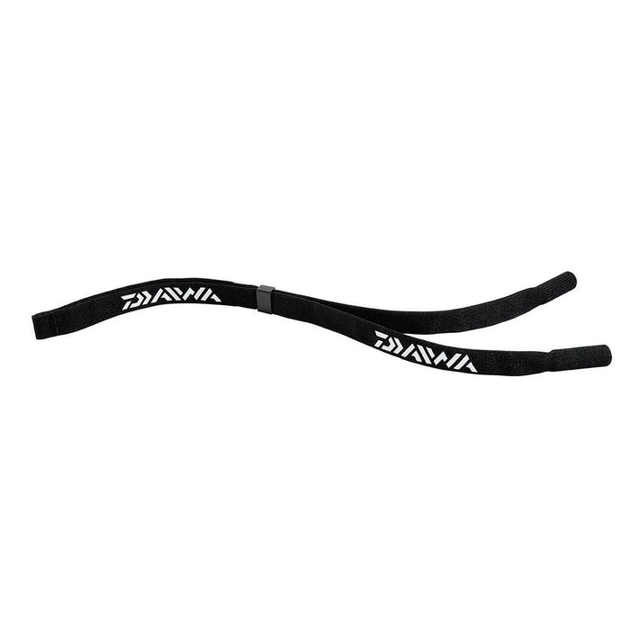 Sunglass Cord with Daiwa Logo, Black