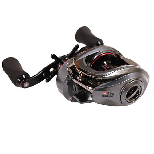 "Revo AL-F Low Profile Casring Reel - 6.4:1 Gear Ratio, 9 Bearings, 25"" Retrieve Rate, 17 lb Max Drag, Right Hand"