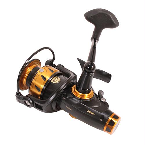 "Spinfisher VI Live Liner Saltwater Spinning Reel - 2500, 6.2:1 Gear Ratio, 33"" Retrieve Rate, 6 Bearings, Ambidextrous"