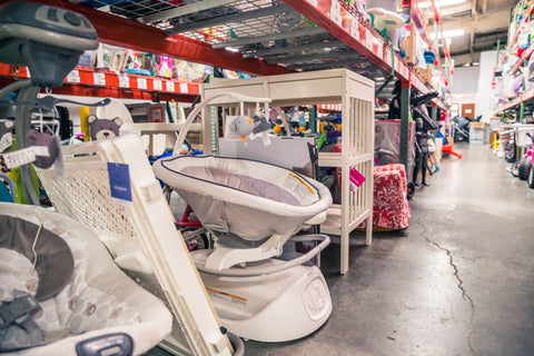 used baby and kids gear