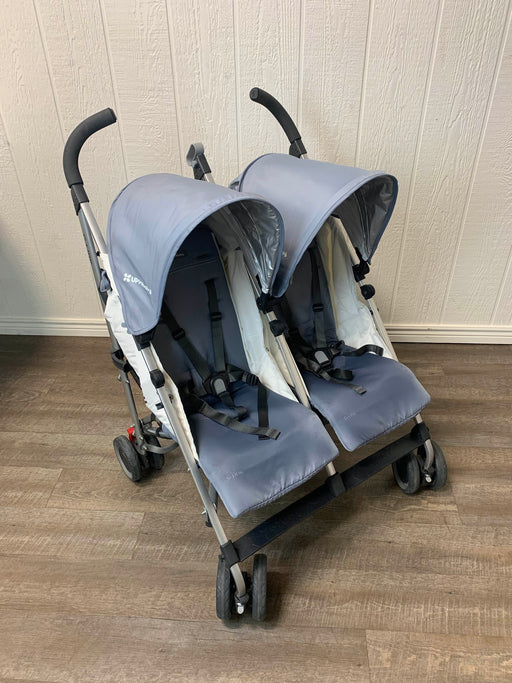 used UPPAbaby G-LINK Stroller, Pascal (Grey), 2016