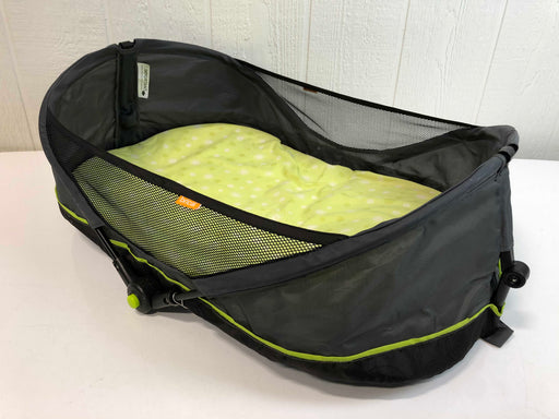 used Brica Fold 'n Go Travel Bassinet