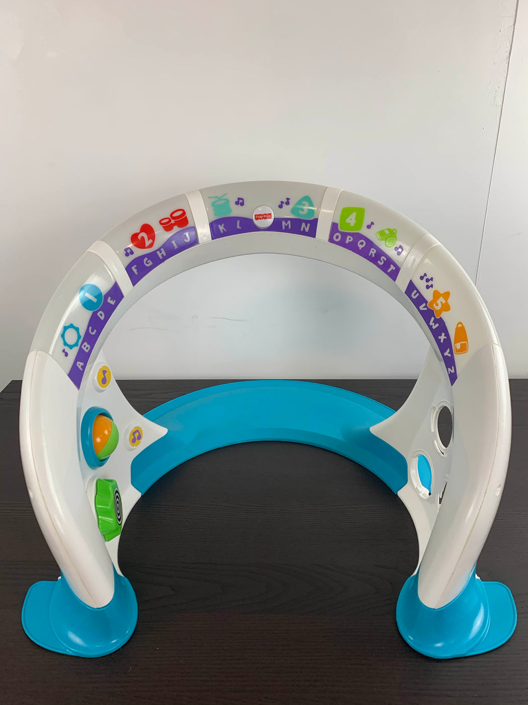 used Fisher Price Bright Beats Smart Touch Play Space