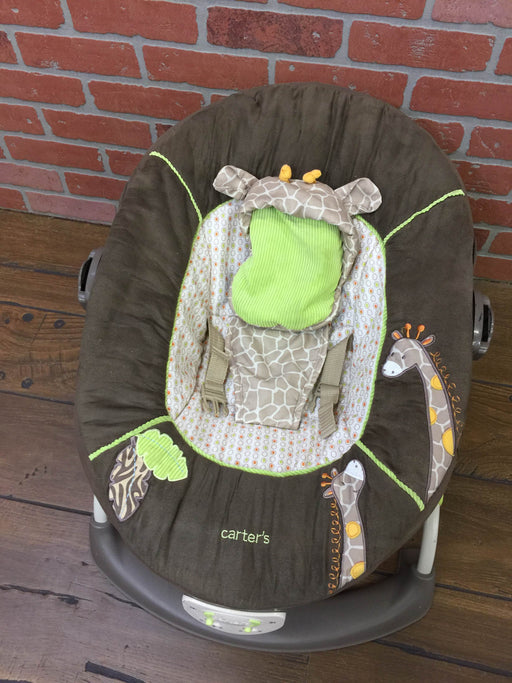 Carter's Wild Life Cuddle Me Musical Bouncer