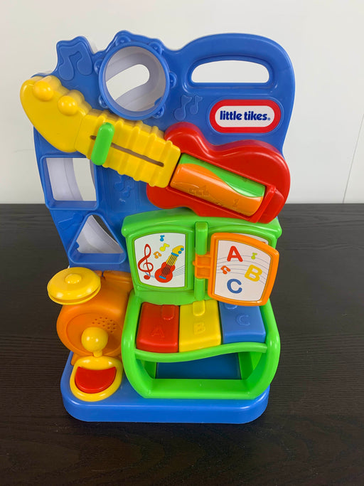 used Little Tikes Musical Instruments Collage