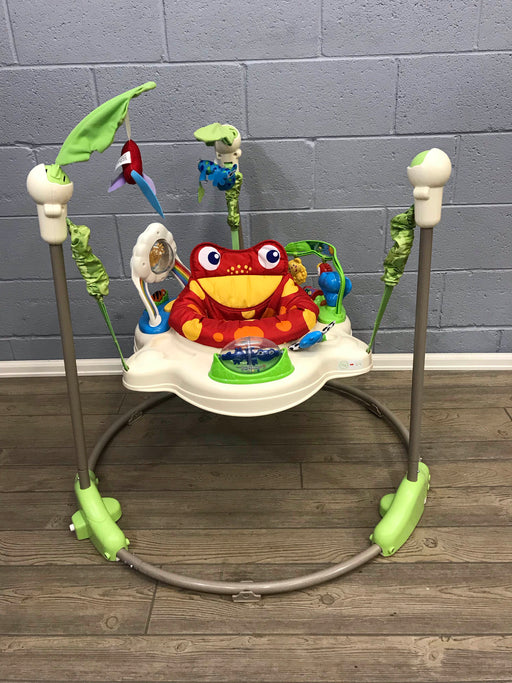 Fisher Price Jumperoo Activity Center, Rainforest
