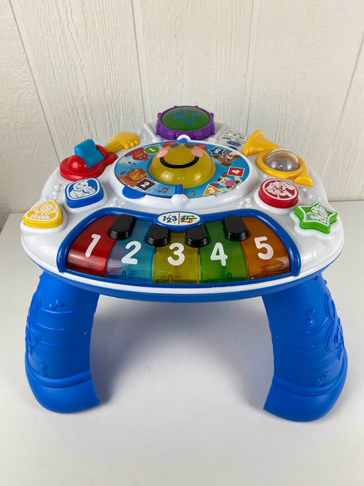 used Baby Einstein Discovering Music Activity Table