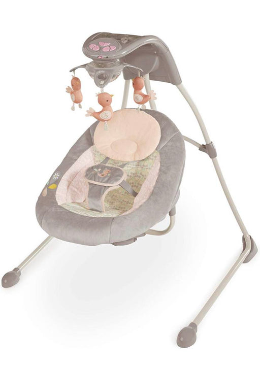 used Ingenuity InLighten Cradling Swing Piper