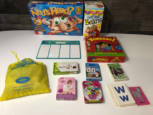 BUNDLE #2 Learning Games