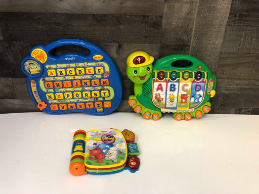 BUNDLE Interactive Toddler Learning Toys Vtech