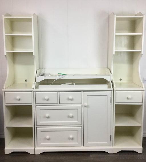 used Pottery Barn Kids Madison Changing Table System
